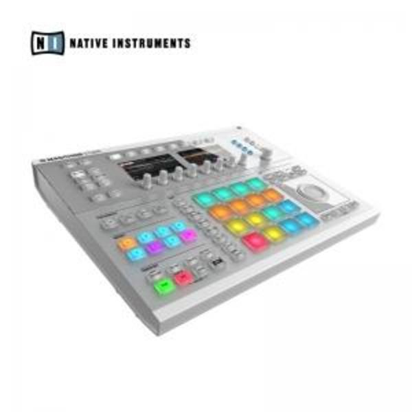 [NATIVE INSTRUMENTS] MASCHINE STUDIO White 머신스튜디오