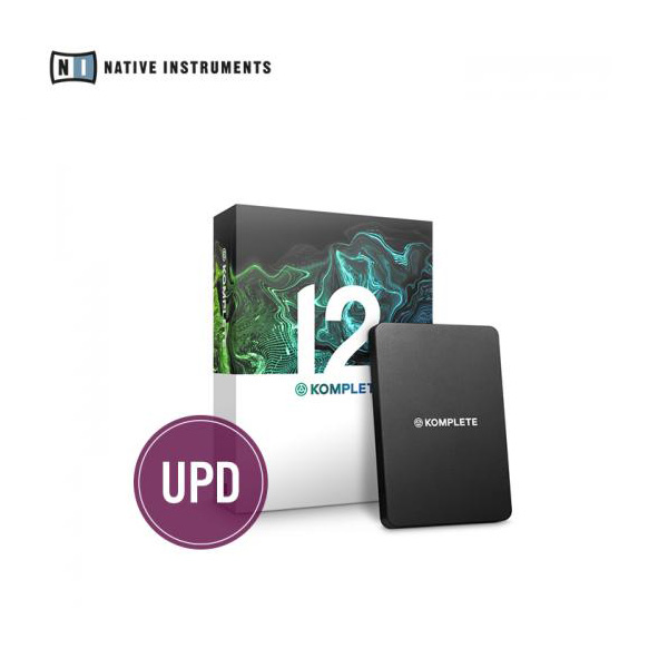[NATIVE INSTRUMENTS] KOMPLETE 12 UPDATE