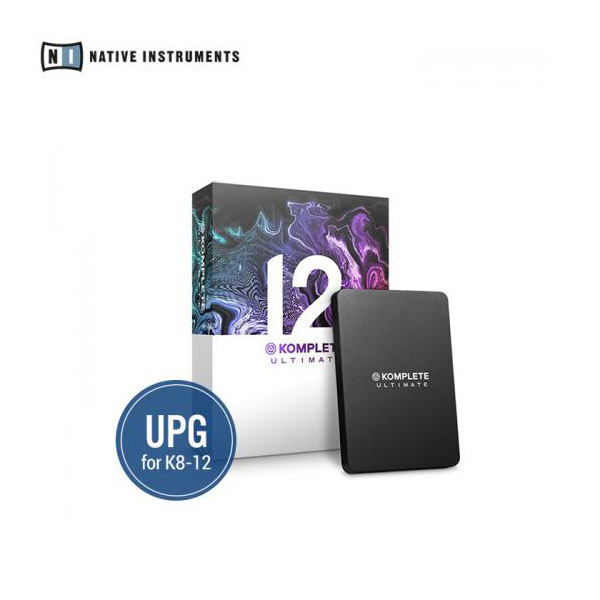 [NATIVE INSTRUMENTS] KOMPLETE 12 ULTIMATE UPG for K8-12