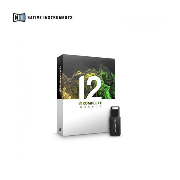 [NATIVE INSTRUMENTS] KOMPLETE 12 SELECT