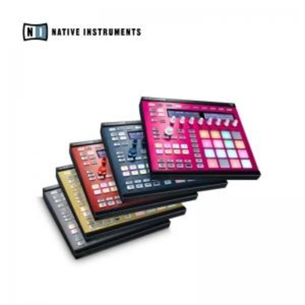 [NATIVE INSTRUMENTS] Maschine Custom Kit