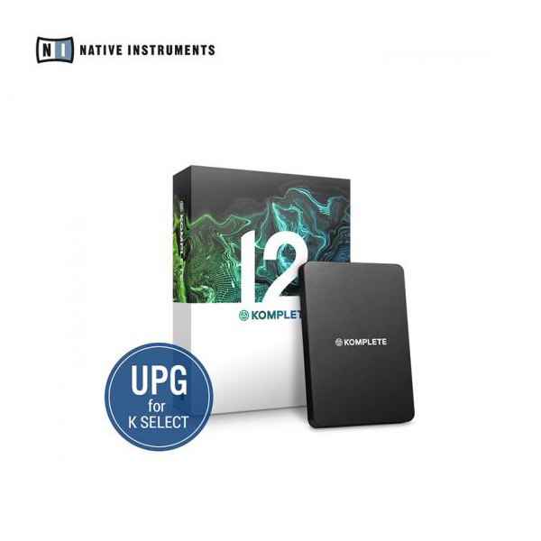 [NATIVE INSTRUMENTS] KOMPLETE 12 UPGRADE