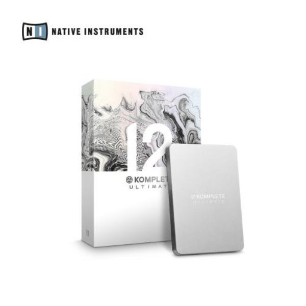 [NATIVE INSTRUMENTS] KOMPLETE 12 ULTIMATE Collectors Edition