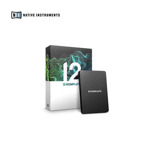 [NATIVE INSTRUMENTS] KOMPLETE 12