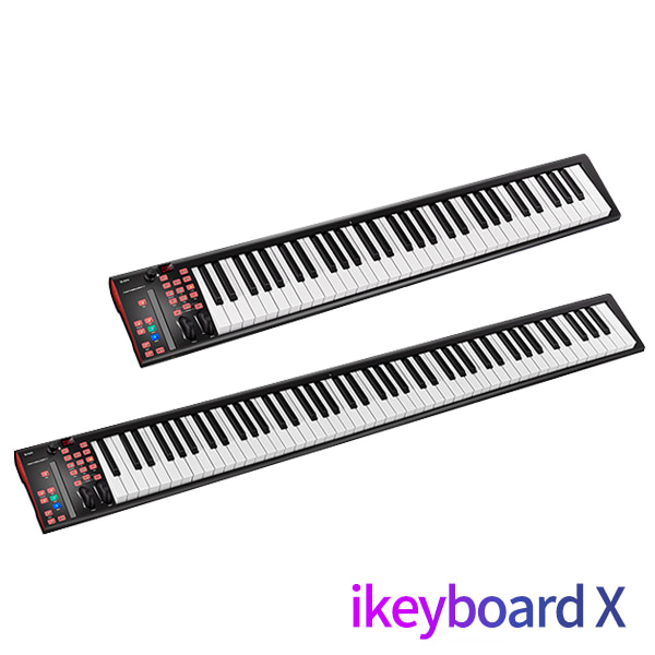 (ICON) I KEYBOARD X 시리즈 61/88 건반