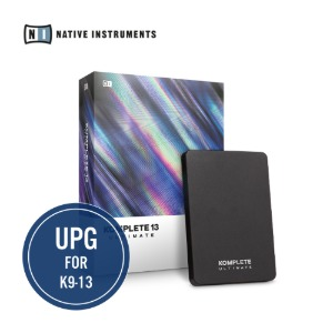 [NATIVE INSTRUMENTS]  KOMPLETE 13 ULTIMATE UPG for K9~K13