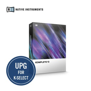 [NATIVE INSTRUMENTS] KOMPLETE 13 UPG for Kselect
