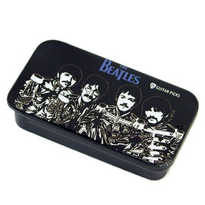 Planetwaves 피크 Beatles Collectable Tin (15bt3) [Sgt.Peppers]
