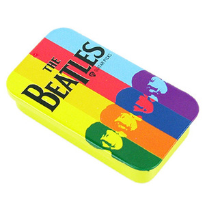 Planetwaves 피크 Beatles Collectable Tin (15bt2) [Stripes]